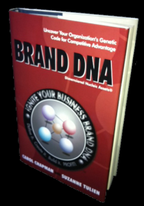 Brand DNA; the book