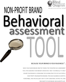 Non-Profit Brand Behavioral Assessment Tool