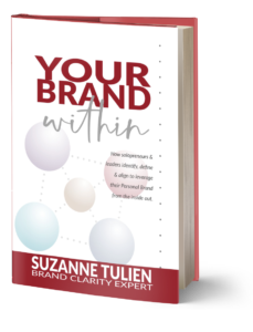 Your Brand Within book cover