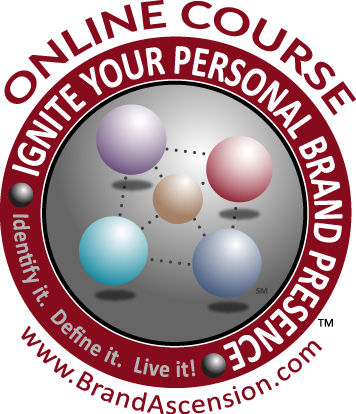 Personal Branding online course link to purchase program.