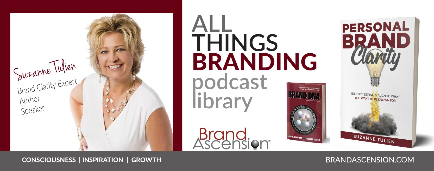 Podcast Interviews - all things branding